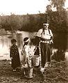 Rosebud Sioux ca. 1900